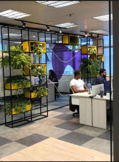 Ambientacao de escritórios